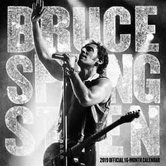 Koledar za leto 2019 BRUCE SPRINGSTEEN, NNM, Bruce Springsteen