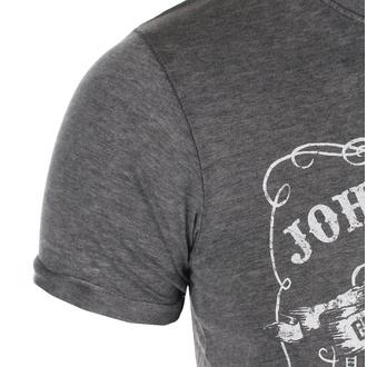 Moška metal majica Johnny Cash - The Man In Black - ROCK OFF, ROCK OFF, Johnny Cash