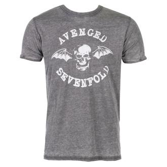 Moška metal majica Avenged Sevenfold - Deathbat - ROCK OFF, ROCK OFF, Avenged Sevenfold