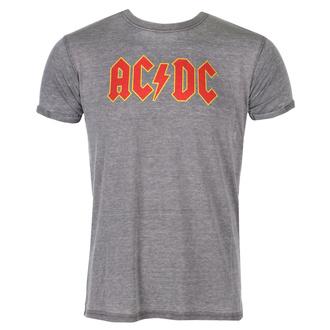 Moška metal majica AC / DC - Logo - ROCK OFF, ROCK OFF, AC-DC