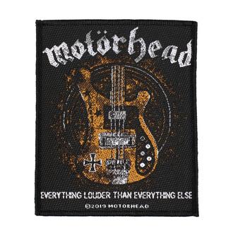 Našitek Motörhead - Lemmy's Bass - RAZAMATAZ, RAZAMATAZ, Motörhead