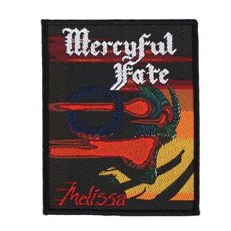 Našitek Mercyful Fate - Melissa - RAZAMATAZ, RAZAMATAZ, Mercyful Fate