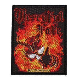Našitek Mercyful Fate - Don't Break The Oath - RAZAMATAZ, RAZAMATAZ, Mercyful Fate