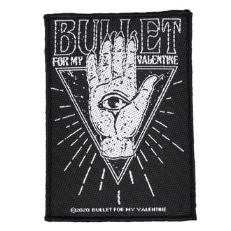 Našitek Bullet For My Valentine - All Seeing Eye - RAZAMATAZ, RAZAMATAZ, Bullet For my Valentine