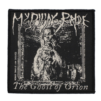 Našitek My Dying Bride - The Ghost Of Orion Woodcut - RAZAMATAZ, RAZAMATAZ, My Dying Bride