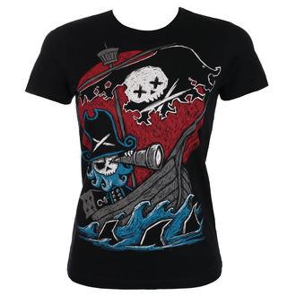 majica hardcore moški - Phantom Voyage - Akumu Ink, Akumu Ink