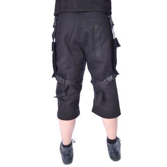 Moške kratke hlače Chemical Black - DANGER - ČRNA, CHEMICAL BLACK