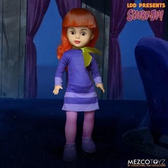 Figura (lutka) Scooby-Doo & Mystery - Living Dead Dolls - Daphne, LIVING DEAD DOLLS, Scooby-Doo & Mystery