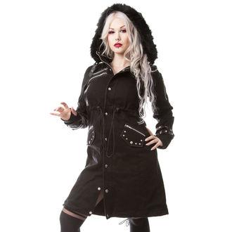 plašč ženske Poizen Industries - DARE - BLACK, POIZEN INDUSTRIES