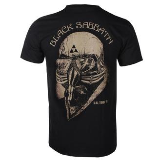 Moška majica Black Sabbath - F&B Packaged US Tour 78 Avengers - ROCK OFF, ROCK OFF, Black Sabbath