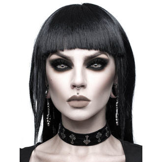 Choker/ovratnica KILLSTAR - Dawn Velvet, KILLSTAR