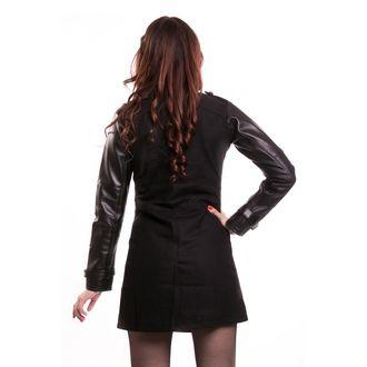 Plašč ženske VIXXSIN - DAY AFTER TOMORROW - BLACK, VIXXSIN