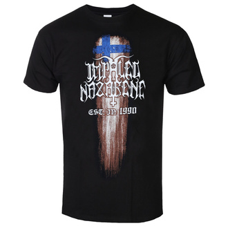 Moška majica Impaled Nazarene - Suomi Finland Perkele - RAZAMATAZ, RAZAMATAZ, Impaled Nazarene
