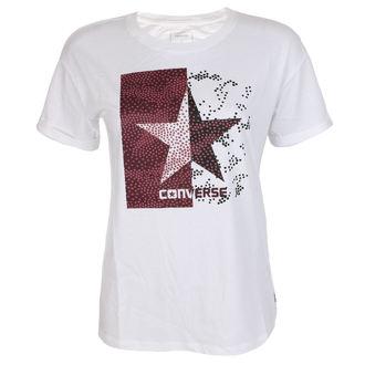 Ženska ulična majica - Dot Camo Star Feasy - CONVERSE, CONVERSE