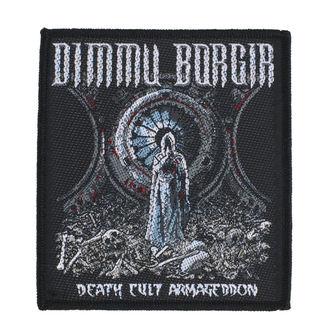Našitek Dimmu Borgir - Death Cult Armageddon - RAZAMATAZ, RAZAMATAZ, Dimmu Borgir