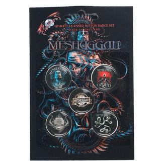 Značke Meshuggah - 1Aolent Sleep Of Reason, RAZAMATAZ, Meshuggah