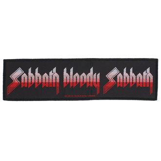 Našitek Black Sabbath - Sabbath Bloody Sabbath - RAZAMATAZ, RAZAMATAZ, Black Sabbath