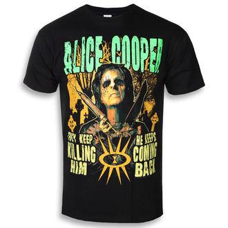 Moška metal majica Alice Cooper - Graveyard - ROCK OFF, ROCK OFF, Alice Cooper