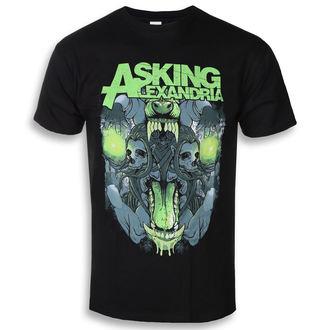 Moška metal majica Asking Alexandria - Teeth - ROCK OFF, ROCK OFF, Asking Alexandria