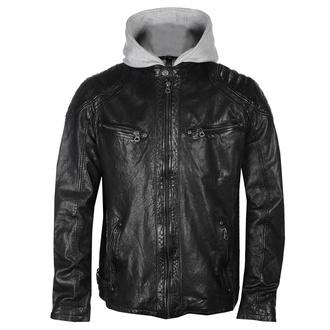 Moška jakna GBArlo CF LATOV - črna, NNM