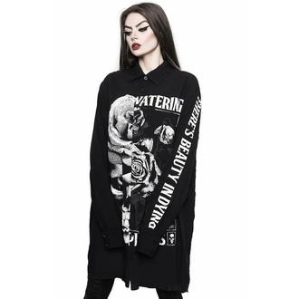 Unisex majica z dolgimi rokavi KILLSTAR - Dead Rose, KILLSTAR
