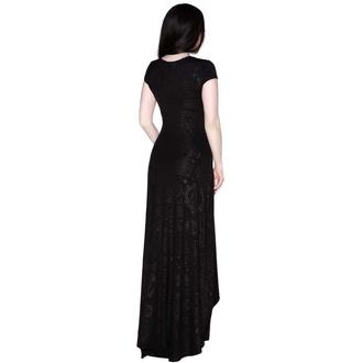 Ženska obleka KILLSTAR - Deadly Dana Maxi, KILLSTAR