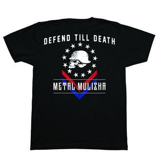 Moška ulična majica - DEFEND - METAL MULISHA, METAL MULISHA