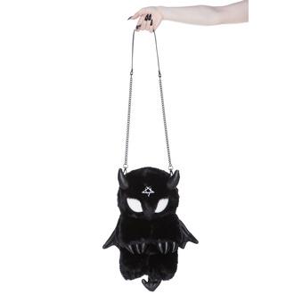 Torbica (torba) KILLSTAR - Demon Plush - Črna, KILLSTAR