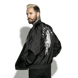 Unisex pomlad / jesen jakna - Devil Hand - BLACK CRAFT, BLACK CRAFT