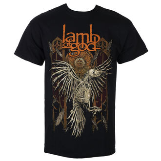 Moška metal majica Lamb of God - Crow - ROCK OFF, ROCK OFF, Lamb of God