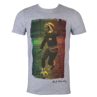 Moška metal majica Bob Marley - Rasta Football - ROCK OFF, ROCK OFF, Bob Marley