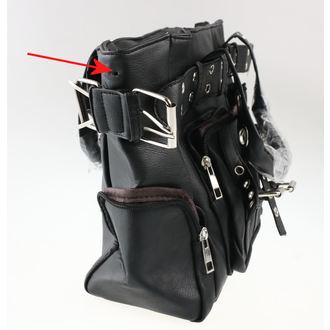ročna torba (vreča) POIZEN INDUSTRIES - EVE - BLACK - ZAŠČITA, POIZEN INDUSTRIES