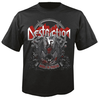 Moška majica DESTRUCTION - Born to perish - NUCLEAR BLAST, NUCLEAR BLAST, Destruction