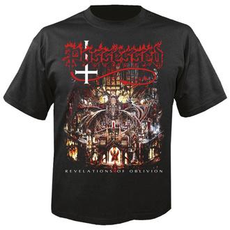 Moška majica POSSESSED - Revelations Of Oblivion - NUCLEAR BLAST, NUCLEAR BLAST, Possessed