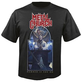 Moška majica METAL CHURCH - Damned if you do - NUCLEAR BLAST, NUCLEAR BLAST, Metal Church