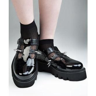 Ženski čevlji s platformo - Violet - DISTURBIA, DISTURBIA