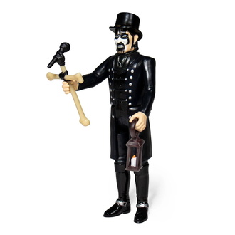 Akcijska figura King Diamond - ReAction Action Figure Top Hat, NNM, King Diamond