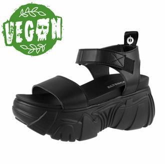 Ženski čevlji (sandali) ALTERCORE - Draconia Vegan - Črna, ALTERCORE
