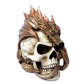 Dekoracija ALCHEMY GOTHIC - Dragon Keeper's Skull, ALCHEMY GOTHIC