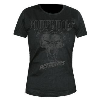 Ženska metal majica Powerwolf - Werewolves - NUCLEAR BLAST, NUCLEAR BLAST, Powerwolf