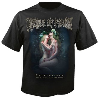 Moška metal majica Cradle of Filth - Savage waves of ecstasy - NUCLEAR BLAST, NUCLEAR BLAST, Cradle of Filth