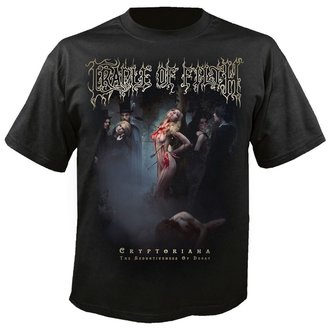 Moška metal majica Cradle of Filth - Exquisite torments await - NUCLEAR BLAST, NUCLEAR BLAST, Cradle of Filth