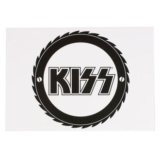 Razglednica KISS - CUTTER - ROCK OFF, ROCK OFF, Kiss