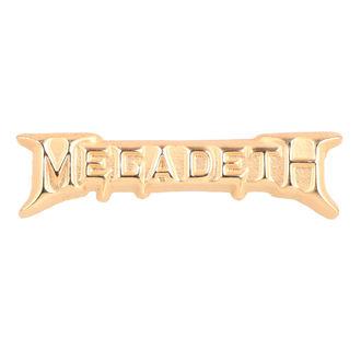 Značka MEGADETH - ROCK OFF, ROCK OFF, Megadeth