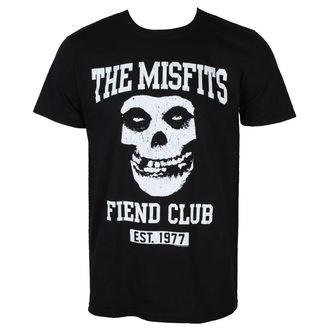 majica kovinski moški Misfits - FIEND CLUB - PLASTIC HEAD, PLASTIC HEAD, Misfits