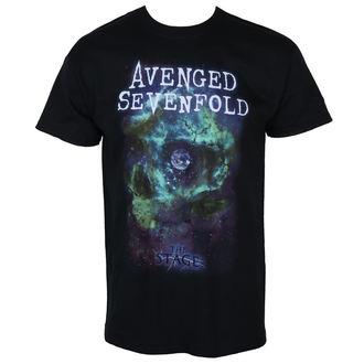 majica kovinski moški Avenged Sevenfold - SPACE FACE - PLASTIC HEAD, PLASTIC HEAD, Avenged Sevenfold