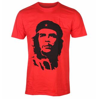 Moška majica Che Guevara - Black On Red - RDEČA - ROCK OFF, ROCK OFF, Che Guevara