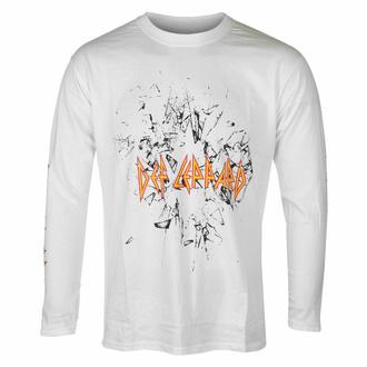 Moška majica z dolgimi rokavi Def Leppard - Shatter - Črna - ROCK OFF, ROCK OFF, Def Leppard