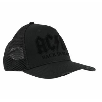 kapa AC/DC - BACK IN BLACK - AMPLIFIED, AMPLIFIED, AC-DC