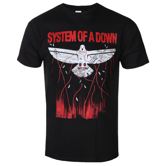 Moška metal majica System of a Down - Dove Overcome - ROCK OFF, ROCK OFF, System of a Down
